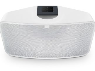 Bluesound Pulse 2i white front